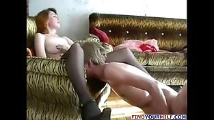 Soviet Mature MILF Pornography 016