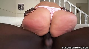Big-titted MILF with a big ass takes on two cocks (xa15682)