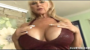 Huge-Titted Mummy