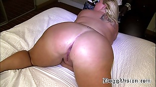Rosebud Cunt Cuckold Loves Squirting &amp_ Ass fucking