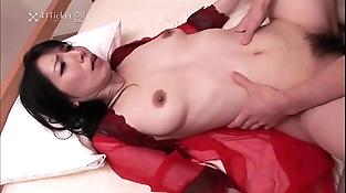 41Ticket - Yuko Kurokawa'_s MILF Service (Uncensored JAV)