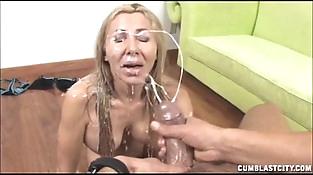 Sexy Mummy Wants A Spunk Blast