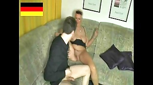 Sexy german mom
