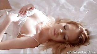 A Blonde Fantasy HD Blowjob