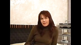 Lana (40 years old) russian mummy in Mom'_s Casting