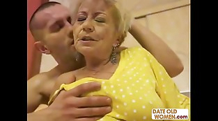 Spunk on Granny Compilation p2