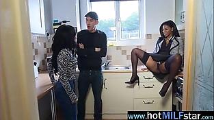 Mature Lady (jasmine webb) Like Big Cock And Love Hard Hookup clip-20
