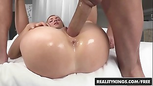 RealityKings - Teenagers Love Huge Mushy - (Chris Strokes, Karla Kush) - Tush Teaser