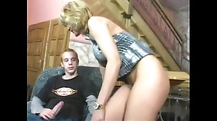milf fucks young electrician from TheMilfaholic(dot)com