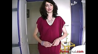 Anal fucked and humiliated in force by 4 guys mad!! French fledgling