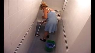 Granny Toilet Hookup