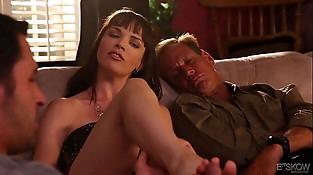MILF Stunner Dana DeArmond Takes A Big Cock