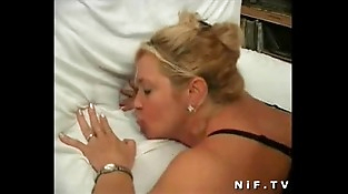 French mature always loves anal invasion sex and facial cumshot cumshot